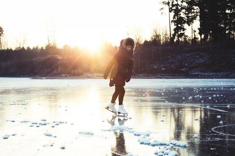 7 Dinge, die man auch bei Saukälte draußen machen kann
