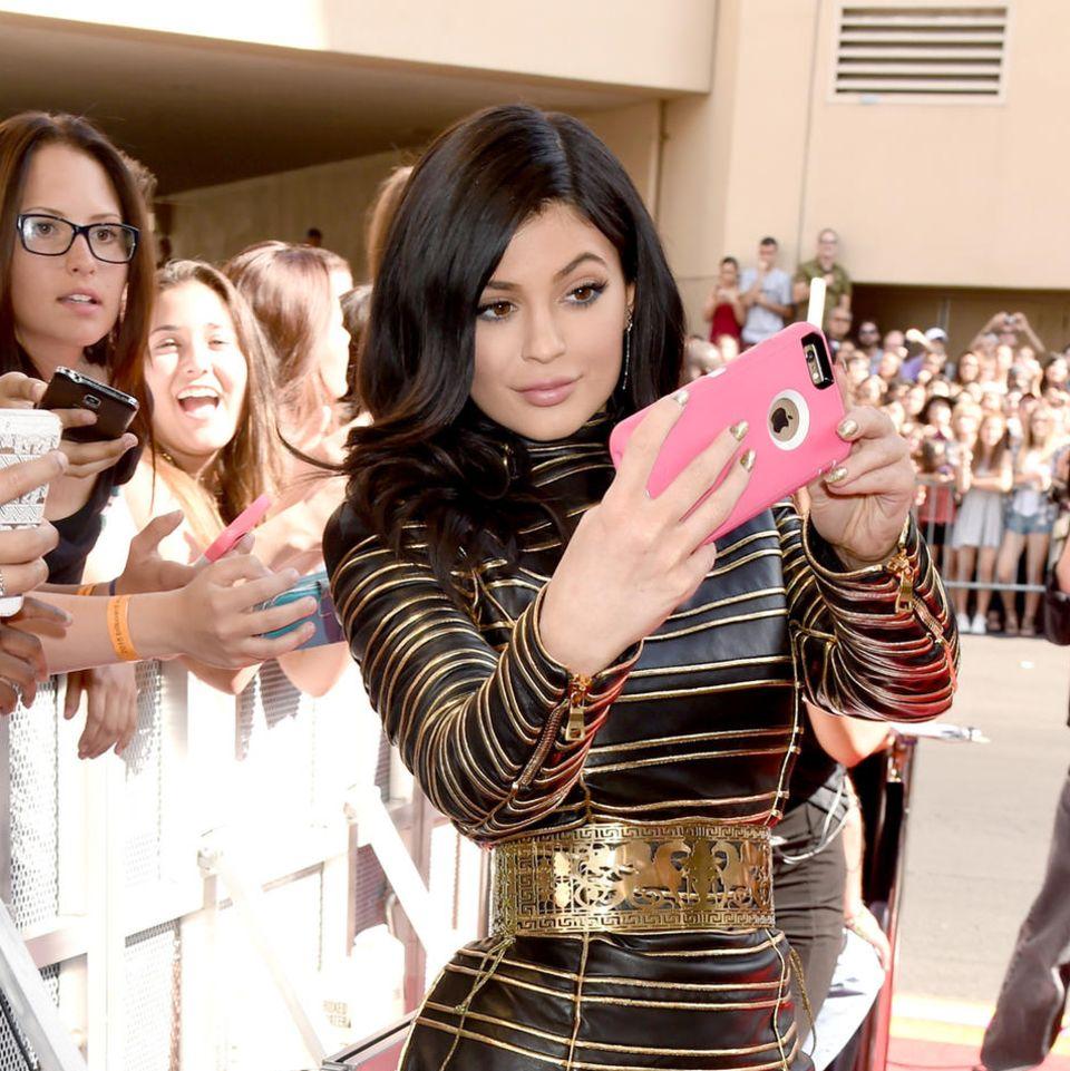 Kylie Jenner vernichtet mit einem einzigen Tweet 1,7 Milliarden Dollar