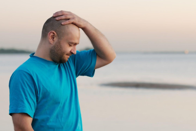 Stehen frauen auf männer mit glatze