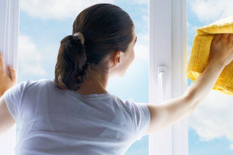 Frühjahrsputz: Warum mich Fenster putzen glücklich macht