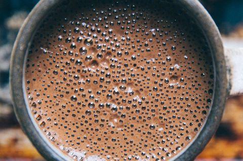 Jägermeister mit Kakao – kann das schmecken? Oh ja!
