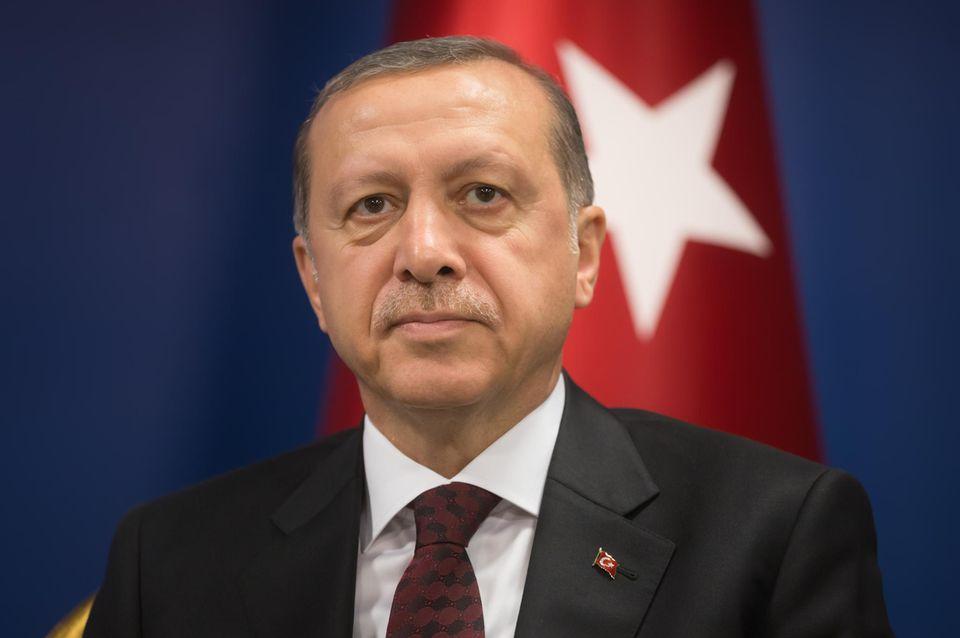 Türkei: Der türkische Präsident Erdogan