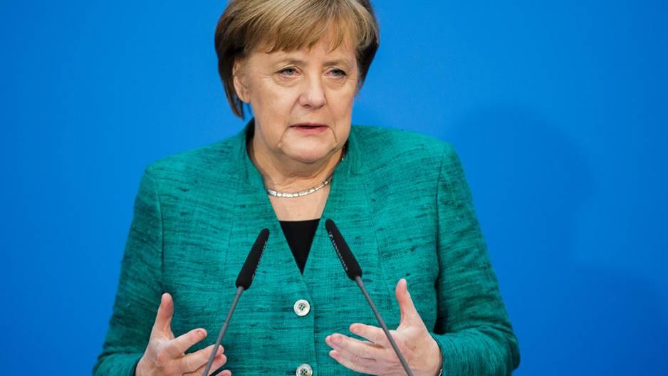 Merkel äußert sich zur Tafel