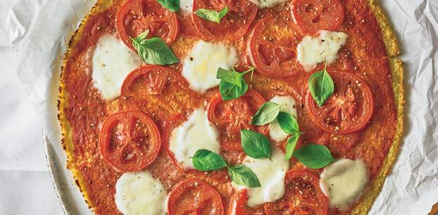 Low-Carb-Margherita