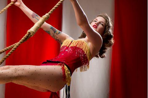 Privathaushalt? Langweilig! – Wie es ist im Zirkus Zuhause zu sein