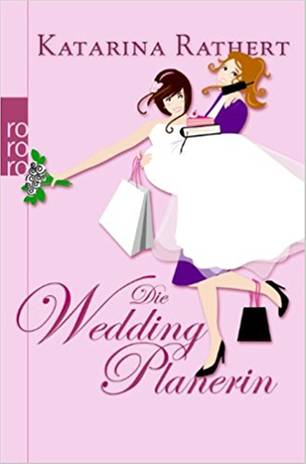 Die Wedding-Planerin – Buchcover