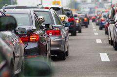 Diesel-Verbot ist erlaubt: Verkehrschaos und Stau