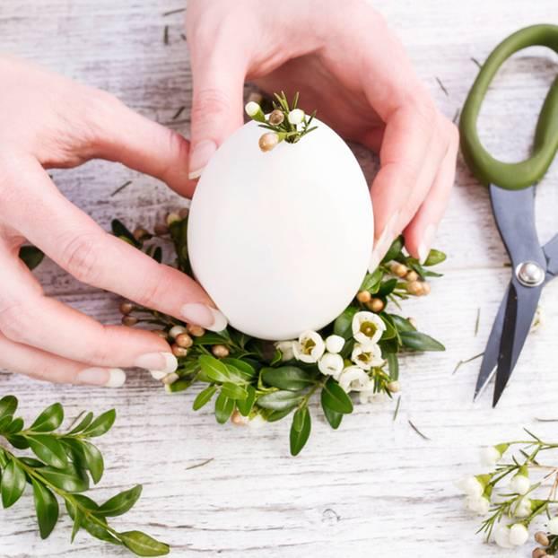 Bastelideen Fur Ostern Anleitungen Und Tipps Brigitte De
