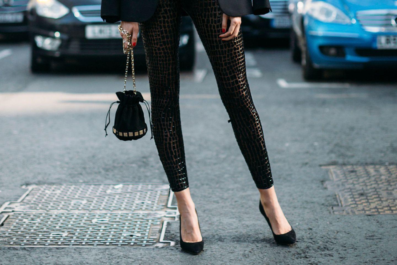 leggings kombinieren: nicht mit diesen kleidungsstücken