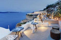 Honeymoon-Hotels: Santorin