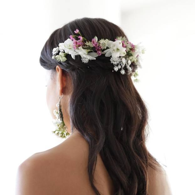 Brautfrisuren Die Schönsten Frisuren Für Kurze Mittellange Und