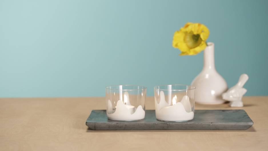 Teelichthalter: Ideen und DIY-Anleitungen