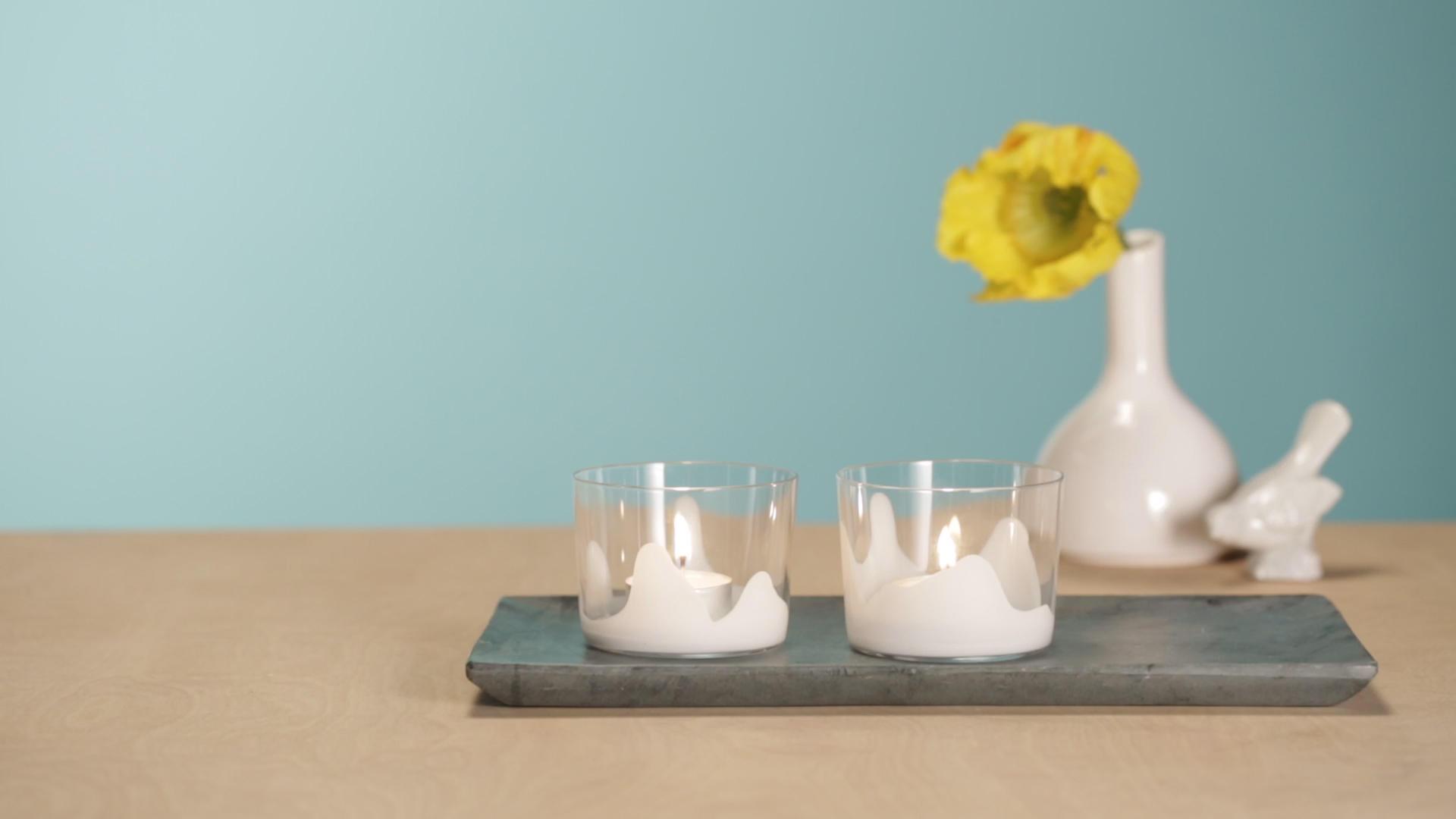 Teelichthalter Ideen Und Diy Anleitungen Brigittede
