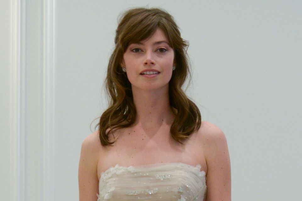 Braut-Make-up: Der Audrey-Hepburn-Look