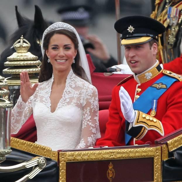 Kate Middleton Hochzeit Mit William Wurde Vor 23 Jahren Prophezeit