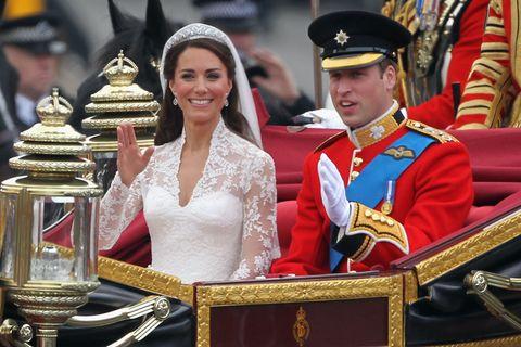 Kates Hochzeit mit William wurde bereits vor 23 Jahren prophezeit ❤️