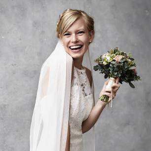 Hochsteckfrisuren Fur Die Hochzeit Brigitte De