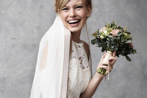 Hochsteckfrisuren für die Hochzeit