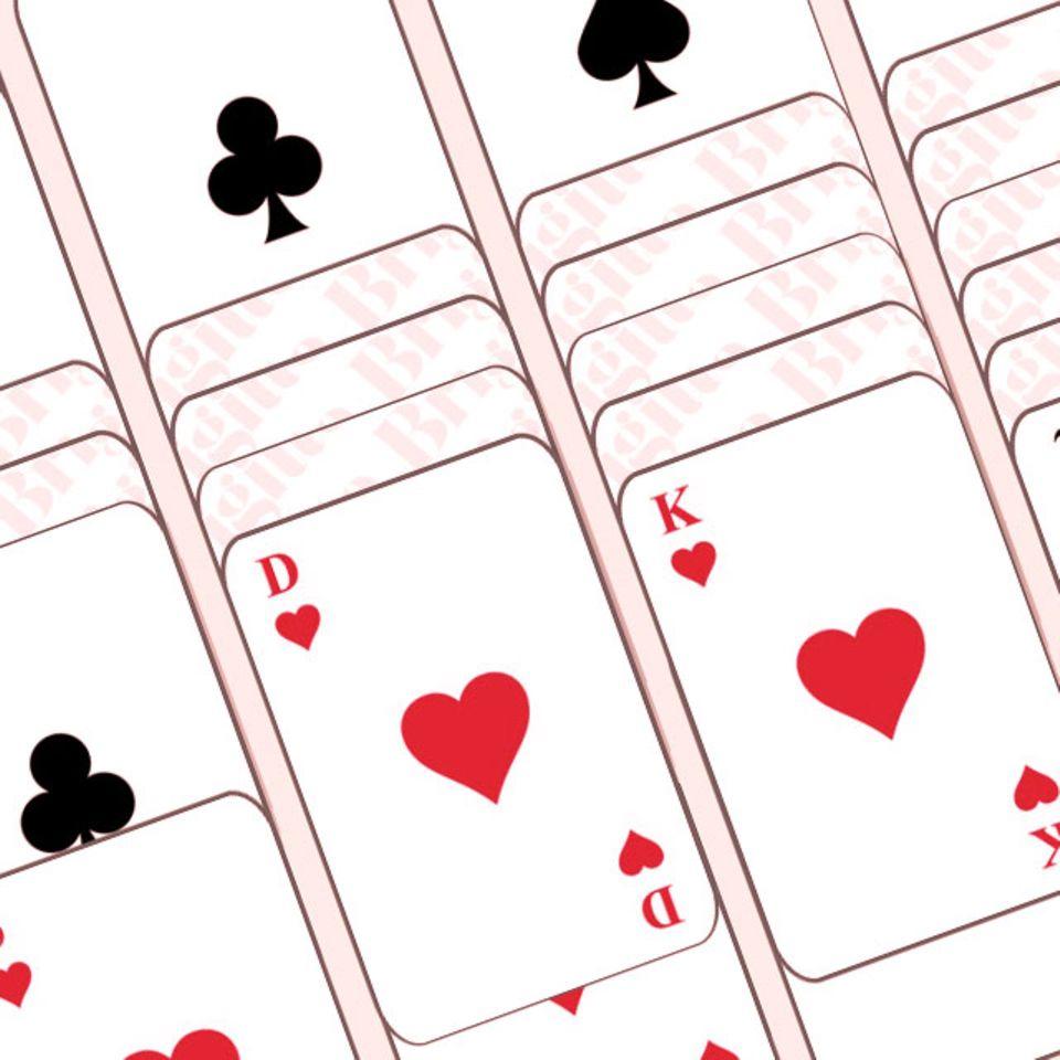 Brigittaire: Sortier die Karten!