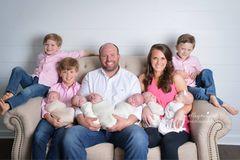 Die Ganze Waldrop Familie