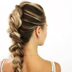 Dragon Hair: So cool ist die neue Fechtfrisur