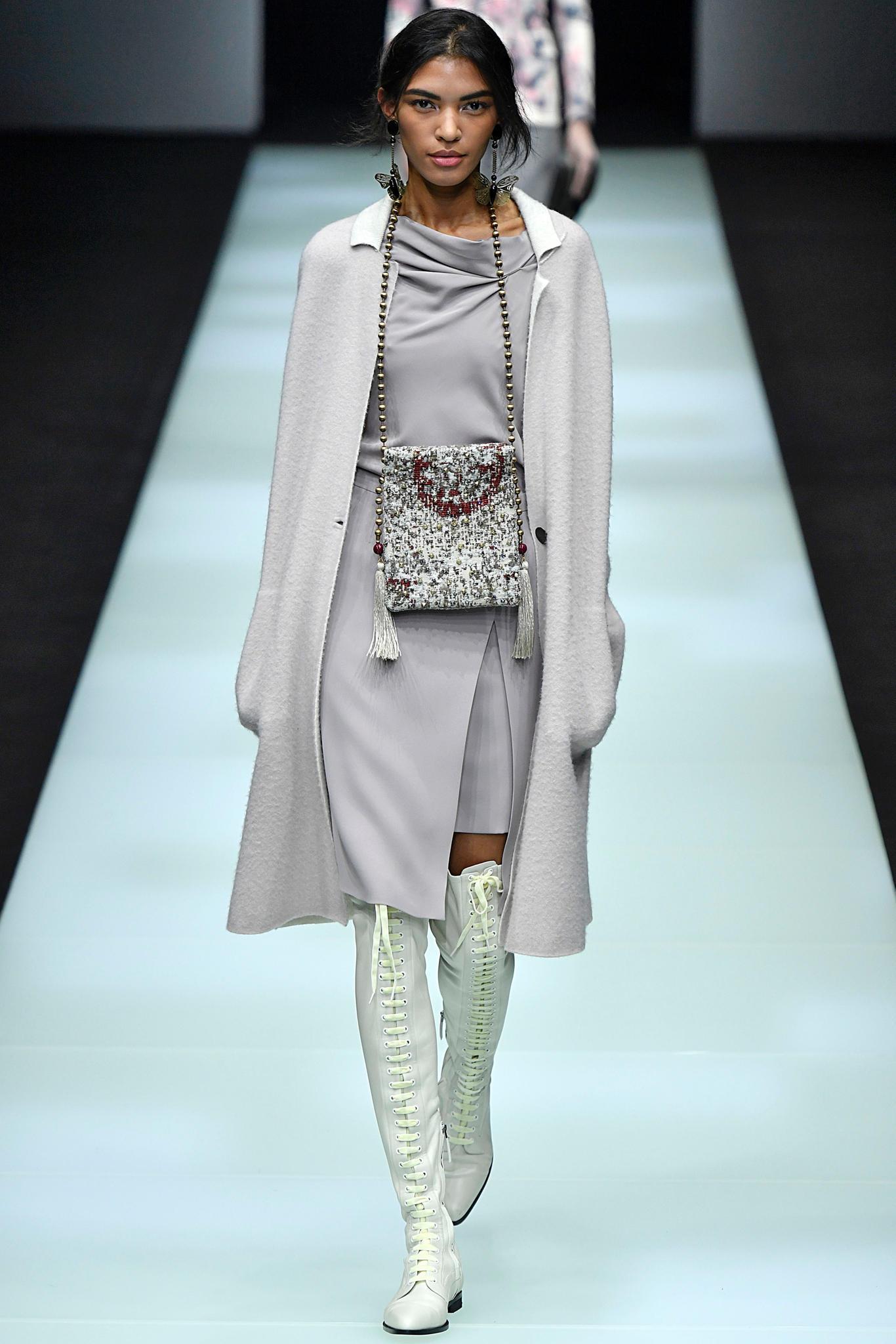 Mailand Fashion Week: Giorgio Armani