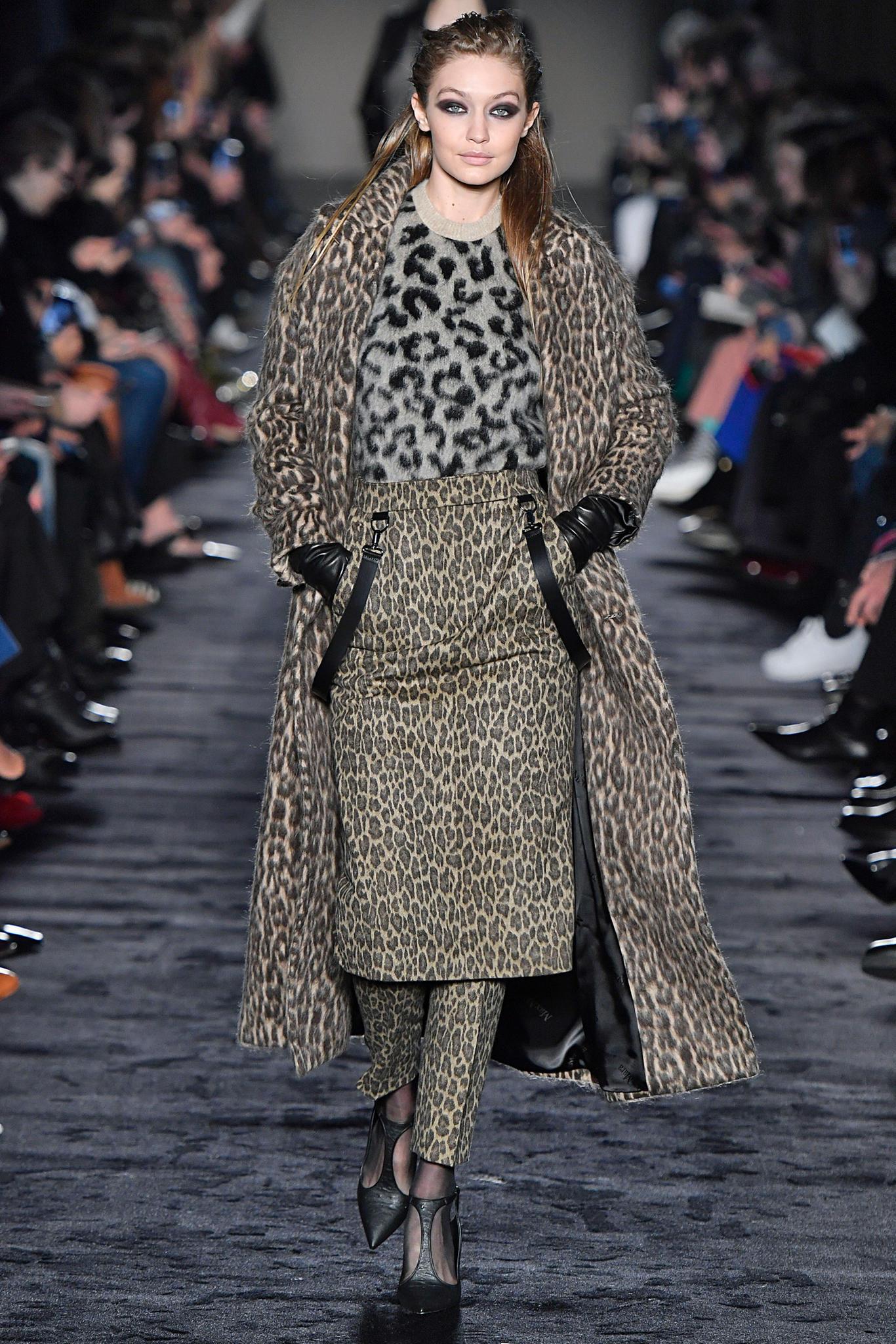 Mailand Fashion Week: Leo-Outfit von Max Mara