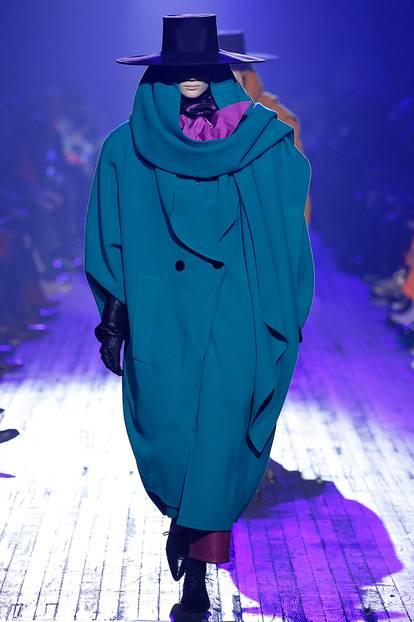 New York Fashion Week: Oversize-Mantel