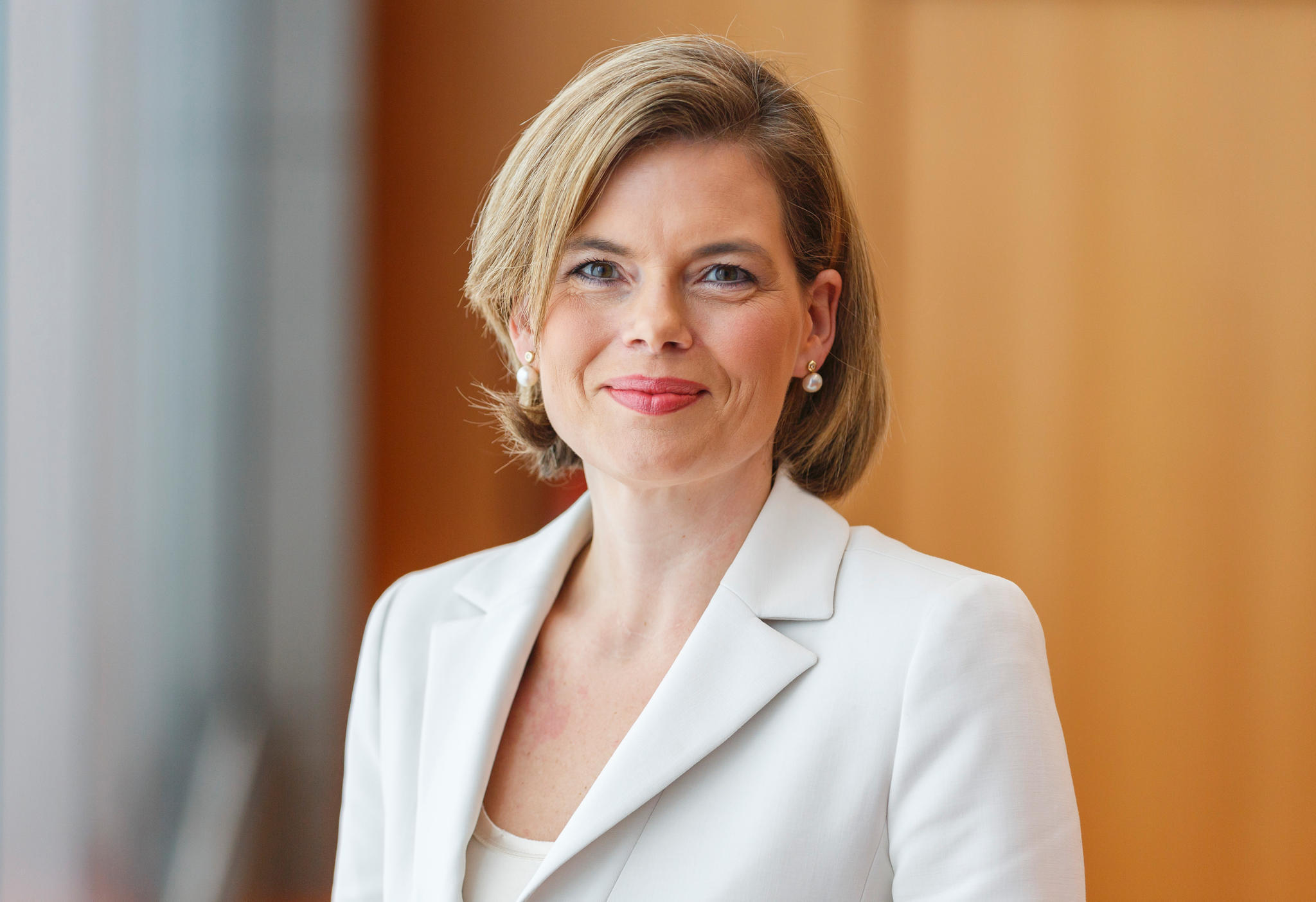 Die neue Ernährungsministerin Julia Klöckner