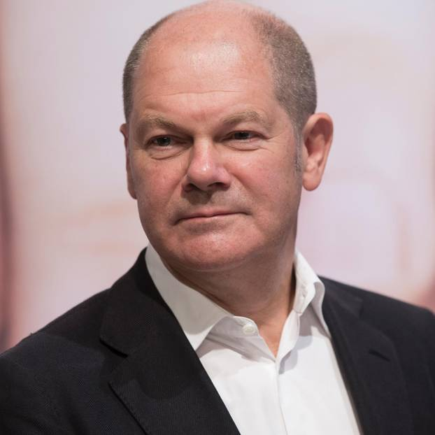 Der neue Finanzminister Olaf Scholz