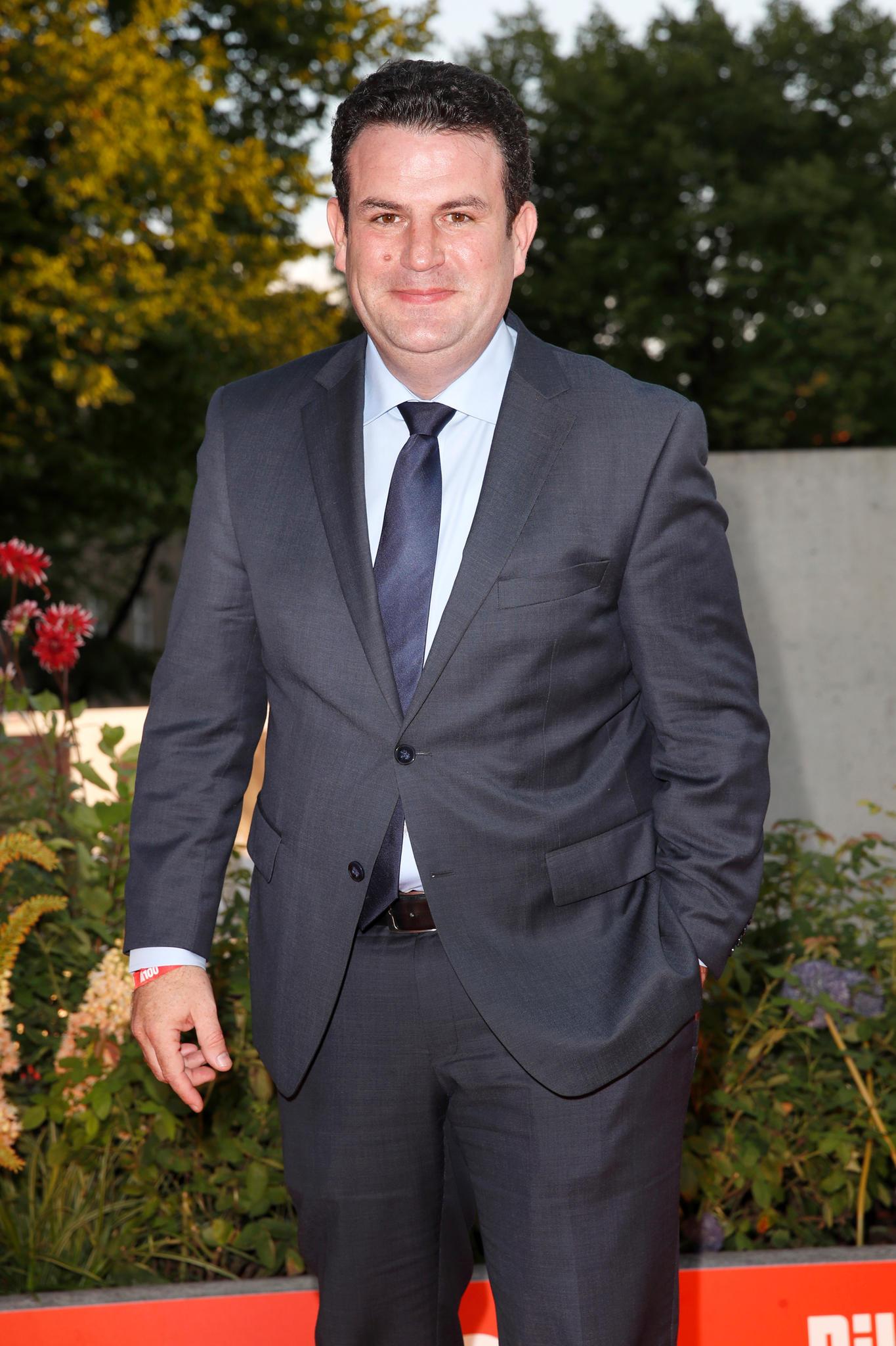 Der neue Arbeitsminister Hubertus Heil