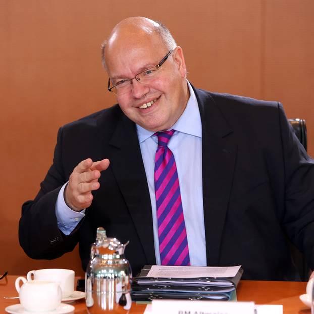 Der neue Wirtschaftsminister Peter Altmaier