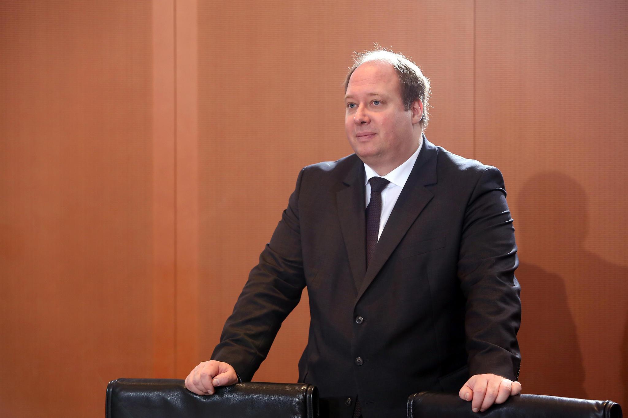 Der neue Chef des Kanzleramts Helge Braun