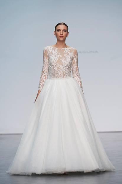 Hochzeitskleid von Hannibal Laguna