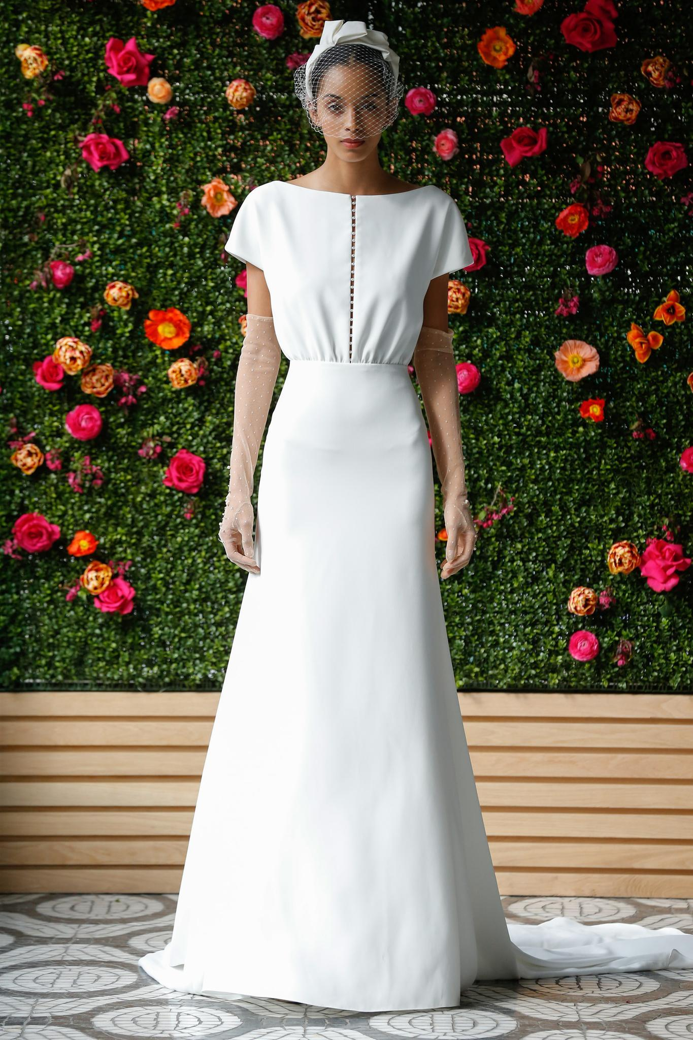 Lela Rose bei der Bridal Fashion Week in Barcelona