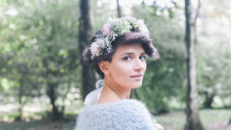 Brautfrisuren für kurze Haare – 11 hübsche Ideen  BRIGITTE.de