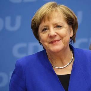 Merkel und die Frauen: Bundeskanzlerin Angela Merkel