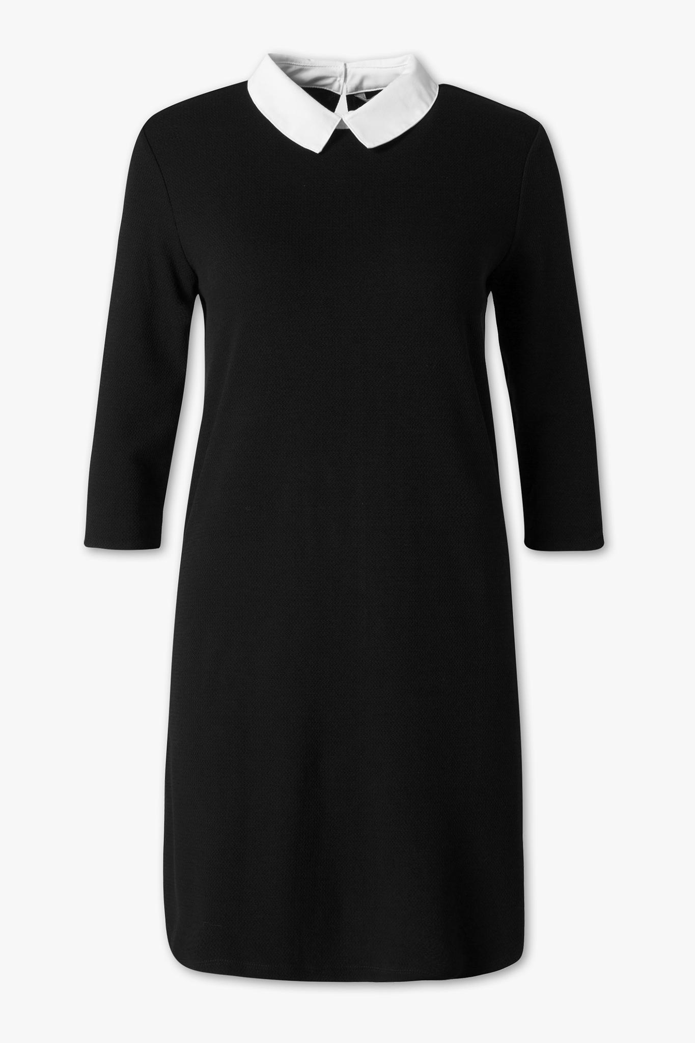 Schmales Kleid mit Kragen  von C&A