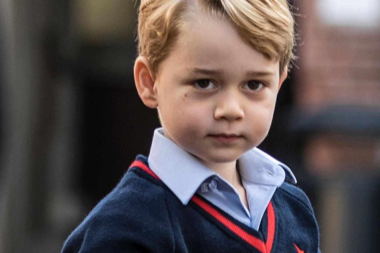 Süße Enthüllung! Prinz George will kein König werden, sondern ...