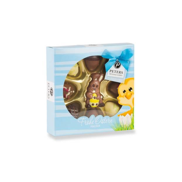 Schokoladeneier im Test: Frohe Ostern-Pralinen von Peters