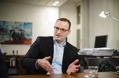 Der neue Gesundheitsminister Jens Spahn