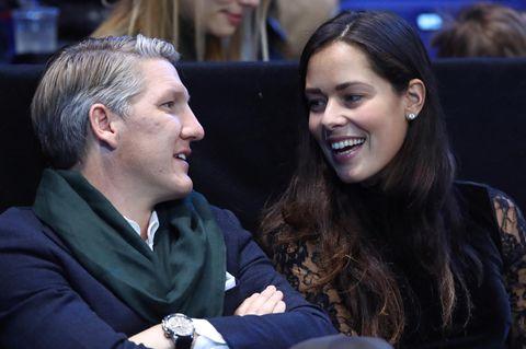 Bastian Schweinsteiger und Ana Ivanovic: Ihr Mini-Kicker ist da 💙