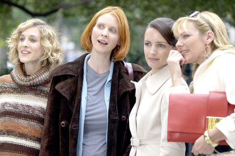 Sex and the City: Star will in die Politik