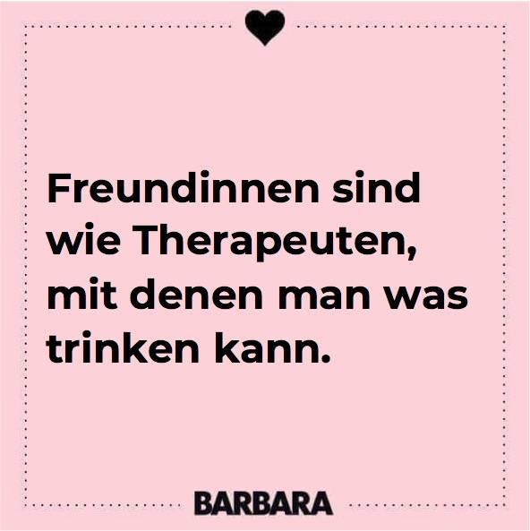 Prost Auf Die Freundschaft Witzige Sprüche Für Freundinnen Barbara De