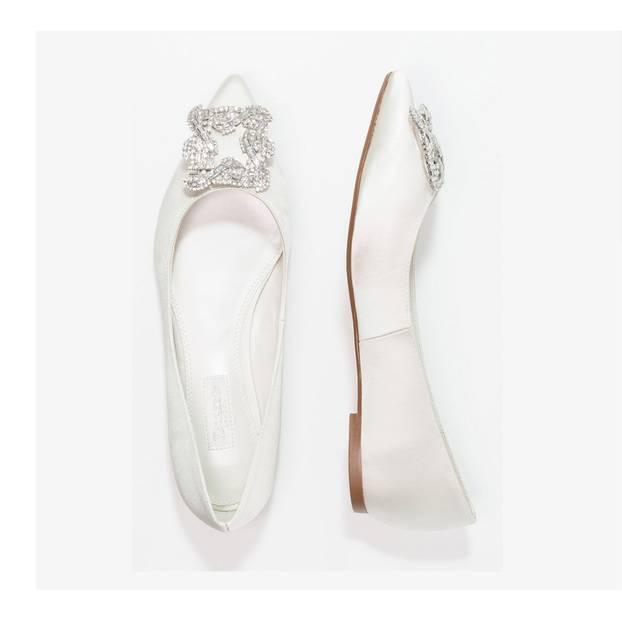 Flache Alternative Das Sind Die Schonsten Brautschuhe Ohne Absatz