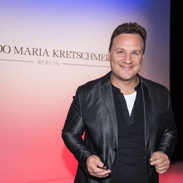 Guido Maria Kretschmer entwirft Outfits für die deutsche Bahn