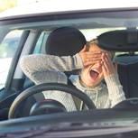 Von wegen Spritzfahrt – unsere Autorin fürchtet sich vor nichts so sehr, wie vor dem Autofahren.