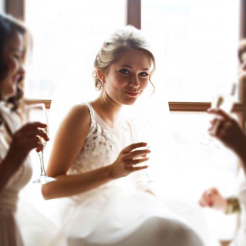 Braut-Knigge: 10 Dinge, die du an deinem Hochzeitstag vermeiden solltest