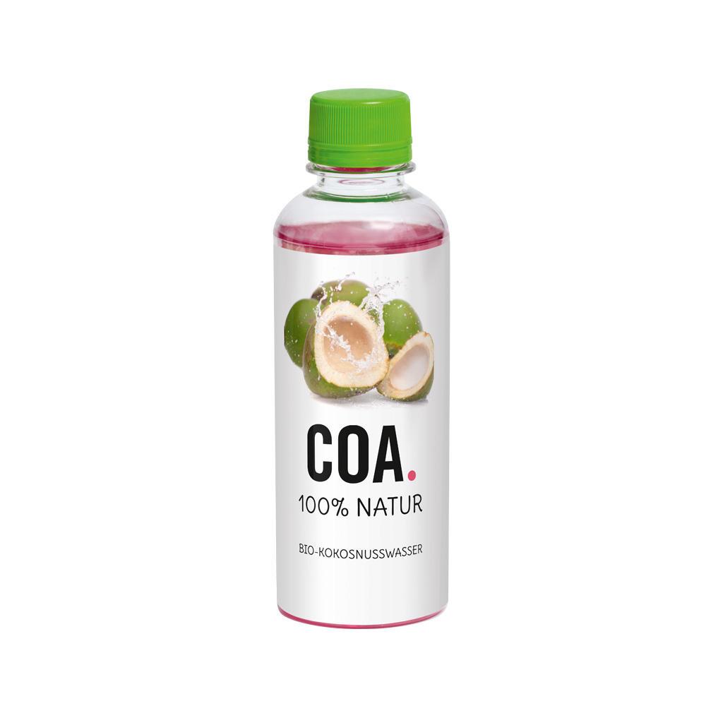 Kokosnusswasser von coa