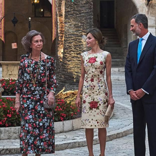 Letizia Von Spanien Und Königin Sofia Knallts Bald Zwischen Ihnen
